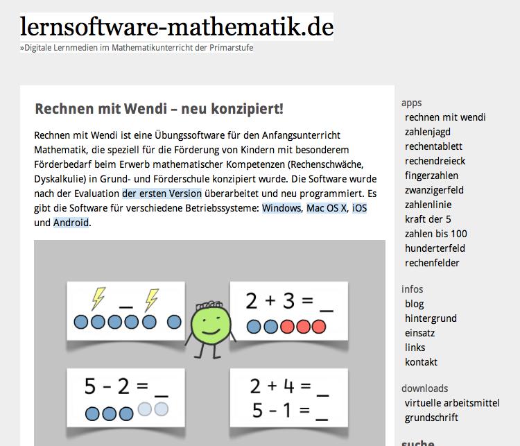 lernsoftware-mathematik.de